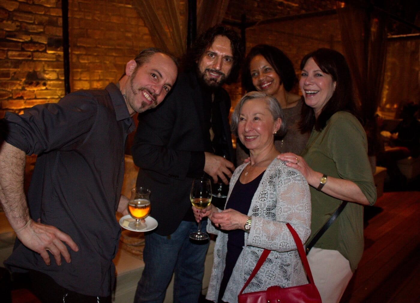 Stars of the New Jersey Dining & Publishing Scene @ Chakra's 10th Anniversary Party