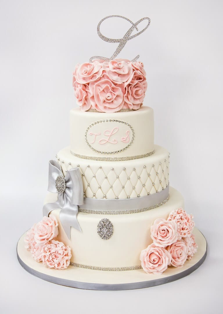 Wedding Cakes Central Nj