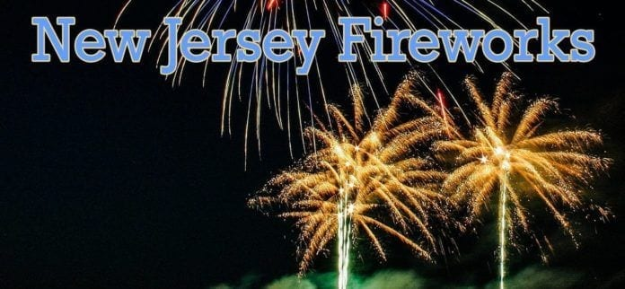 The Best Year-Round Fireworks Events in New Jersey - Best of NJ