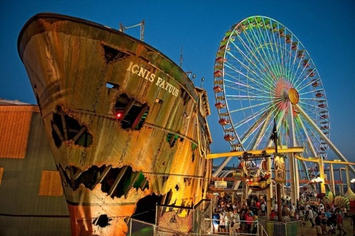 NJ Travel-Family-Morey's Pier-Ghost Ship