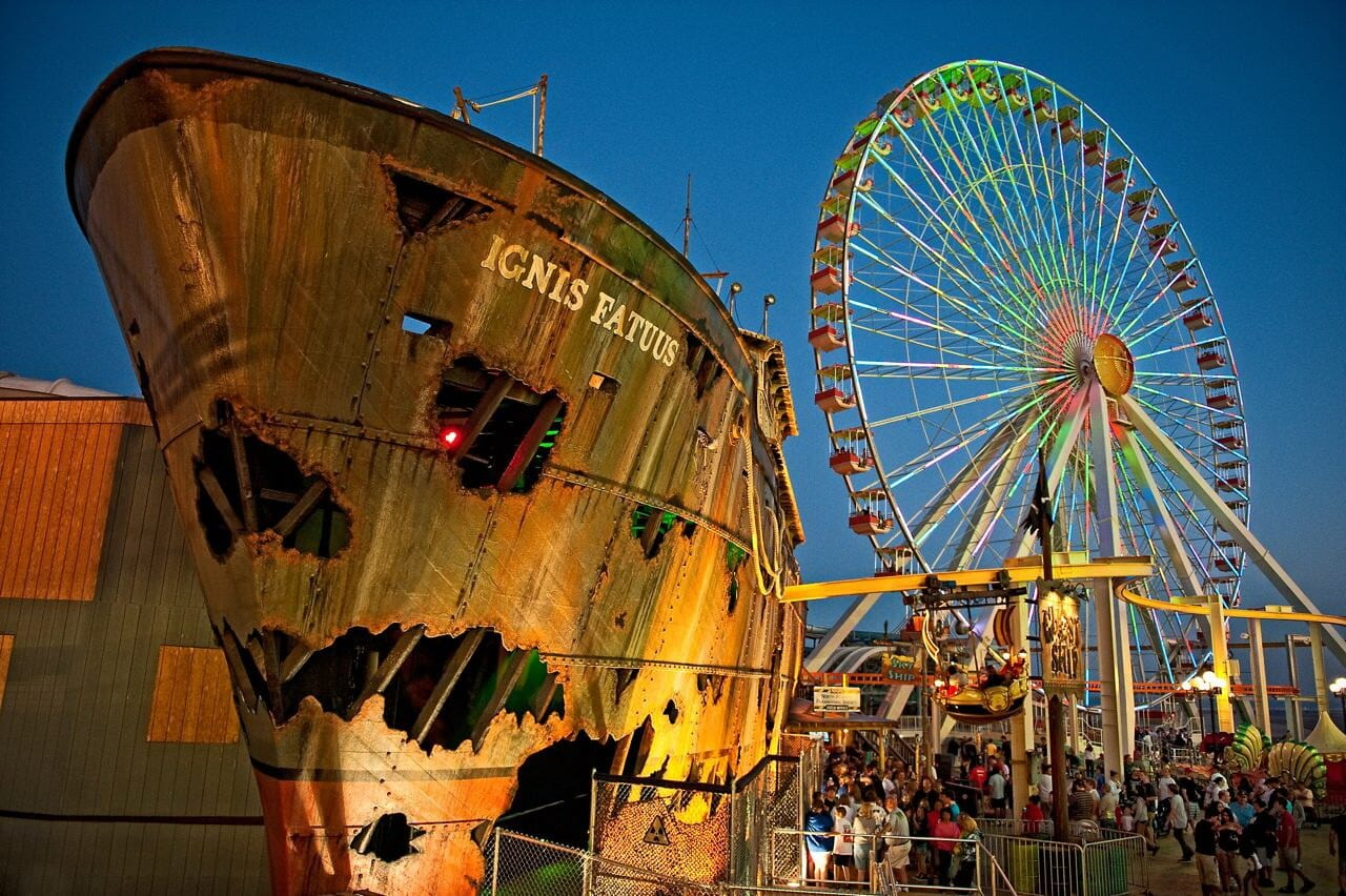 Jersey City Car Dealers >> Jersey Shore Amusement Parks - Best of NJ: The Best of NJ ...