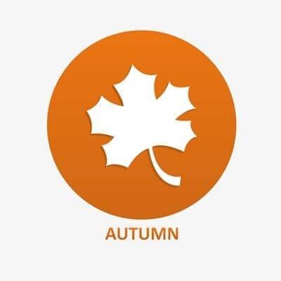 NJ Farm Seasons - Fall - Autumn