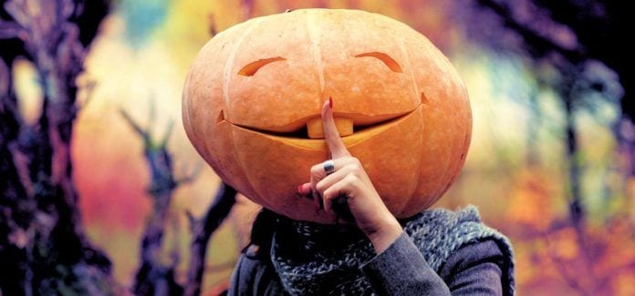 NJ Halloween: Secret Guide to Halloween in New Jersey - Pumpkin Head Girl