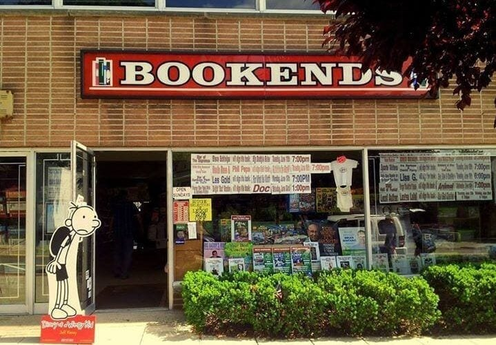 Independent Bookstores in NJ