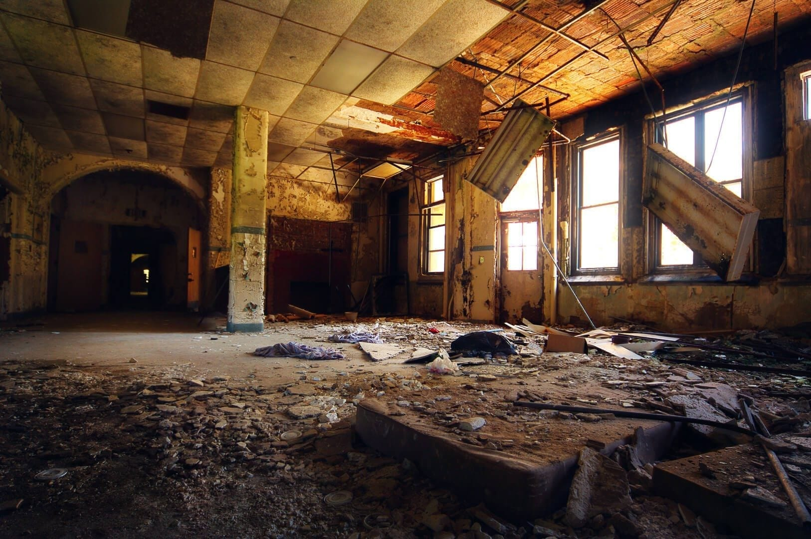 Haunted Nj The Overbrook Asylum Best Of Nj Features