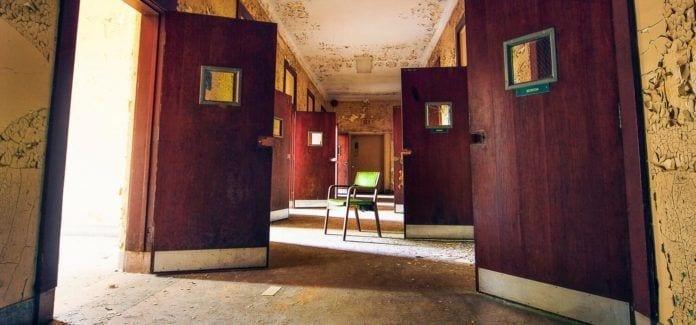 Haunted NJ-Overbrook-Hallway