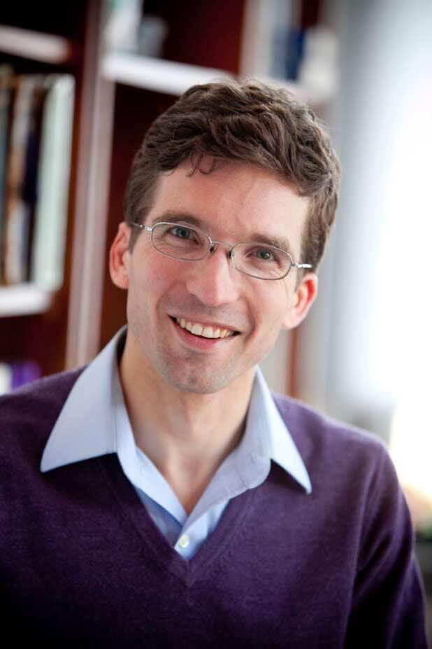 Holiday etiquette author Daniel Post