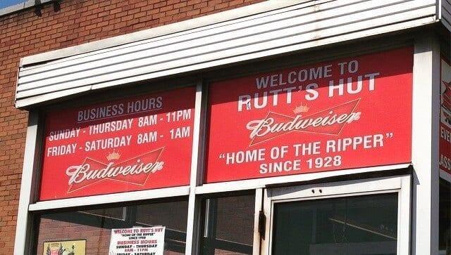 Rutt's Hut, Rippers