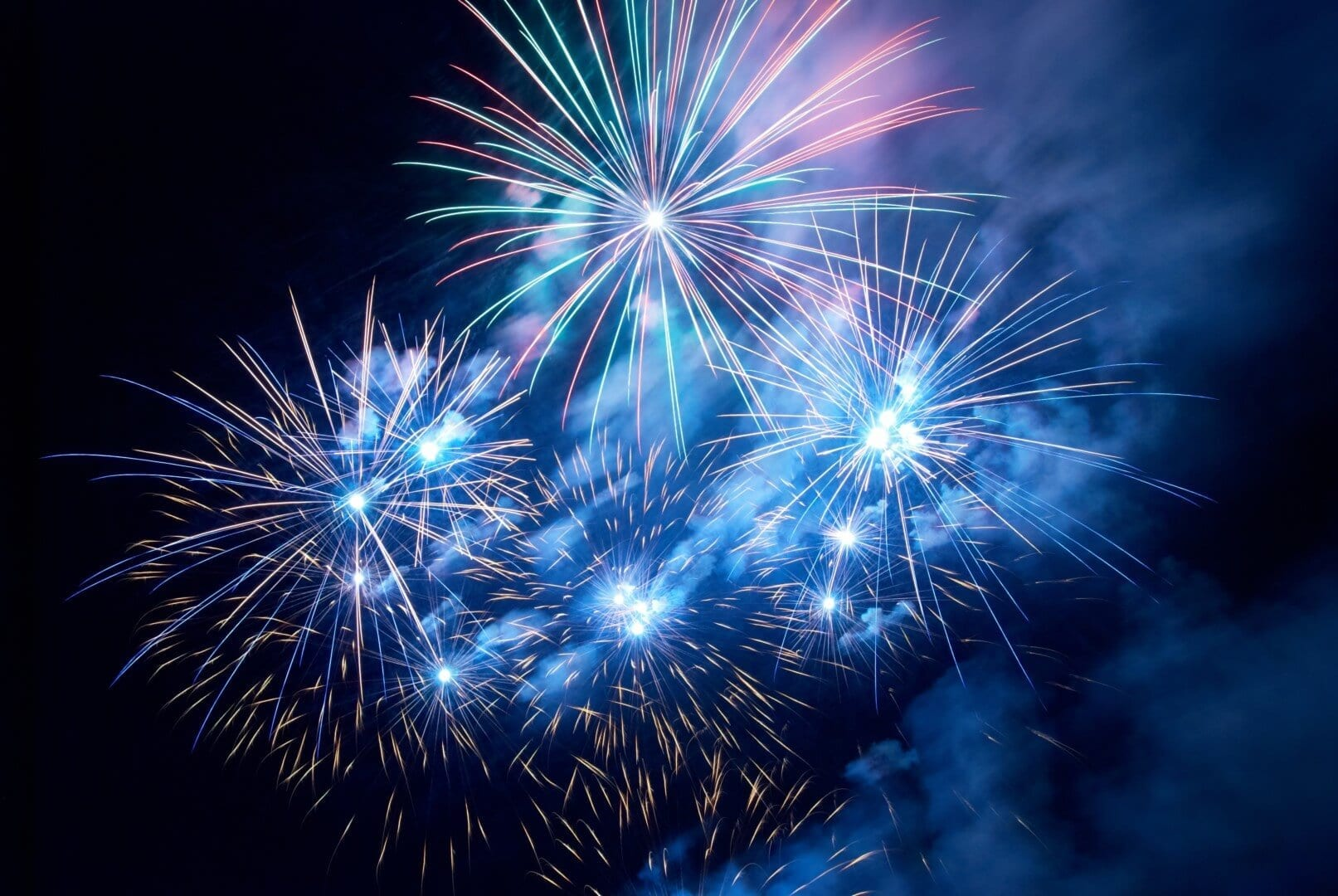 Boonton's Fireman's fireworks