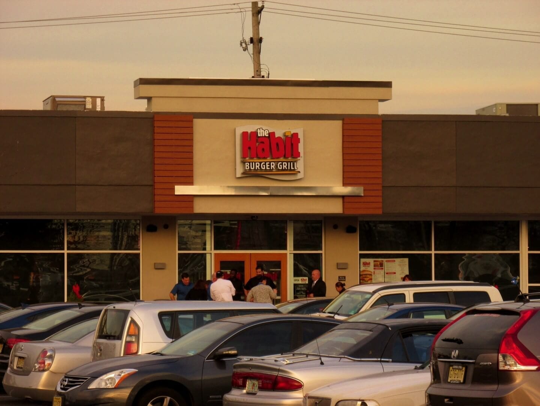 Habit Burger Grill Grand Opening