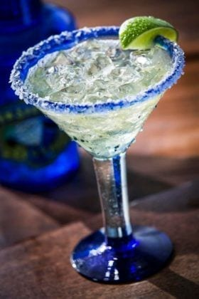 Finger Food Cocktail: Presidente Margarita