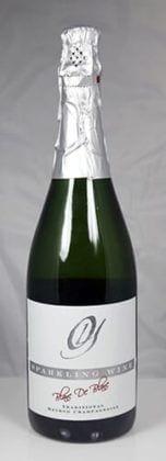 Valentine's Day Bottle of Wine