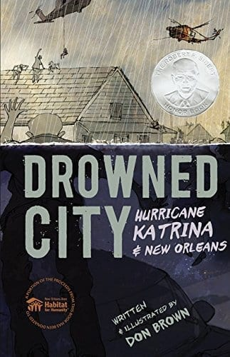 Drowned City Book