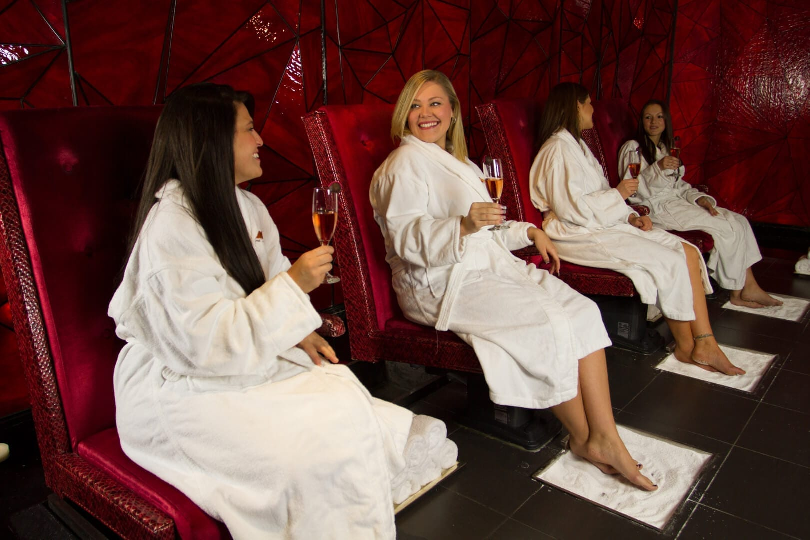 spa day for bachelorette party
