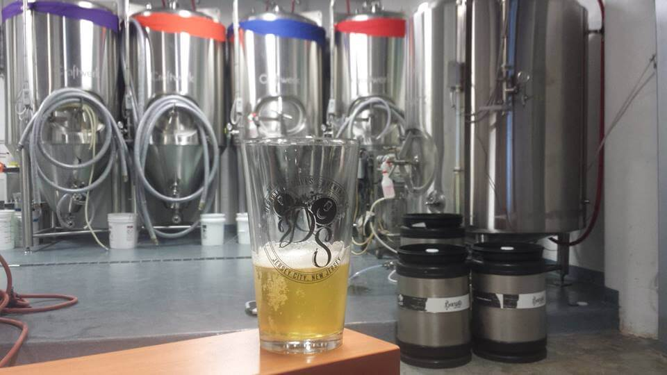Departed Soles Brewing Co.
