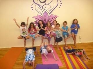5 Ways Yoga Camp Can Help Your Kids Stay Cool This Summer