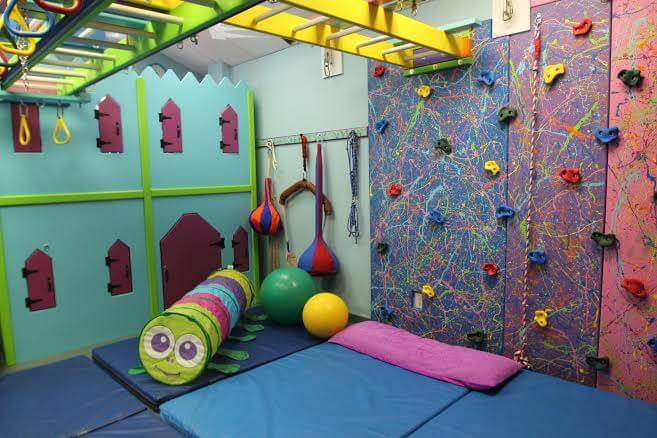 Pediatric Occupational Therapy Services (POTS OT), Sensory Gyms