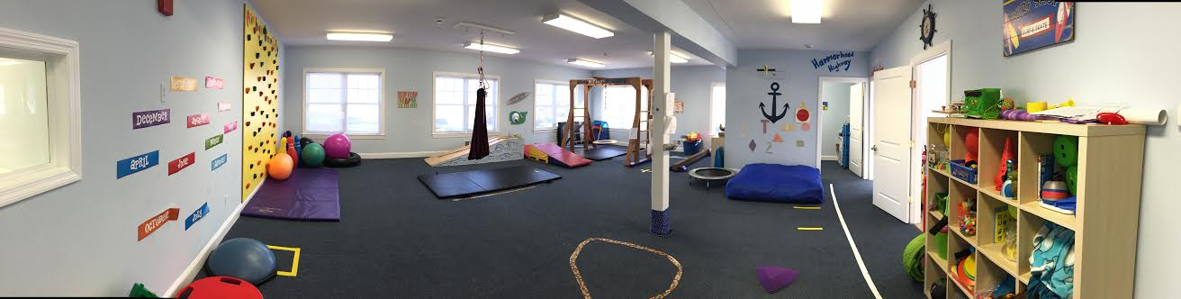 Shore Kids, Sensory Gyms