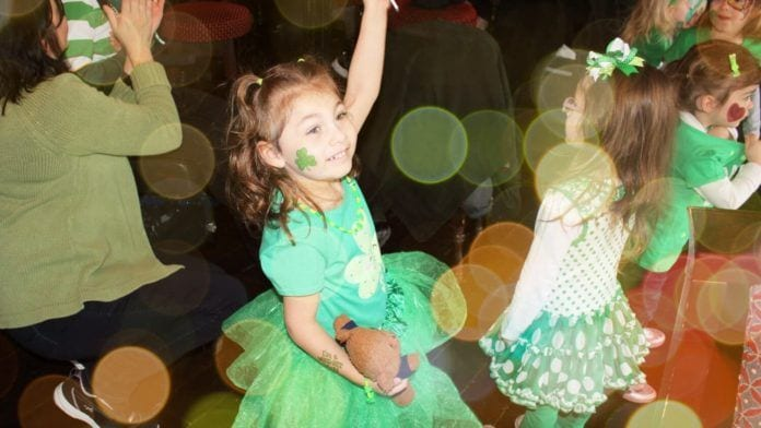 Family Friendly St. Patrick's Day Events in NJ