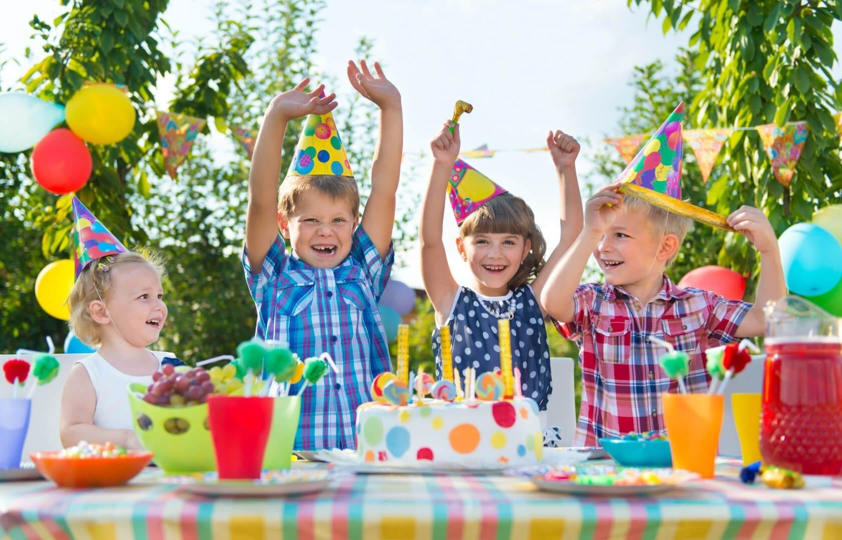 The Best Outdoor Birthday Party Ideas For Kids