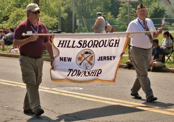 Hillsborough Memorial Day Parade