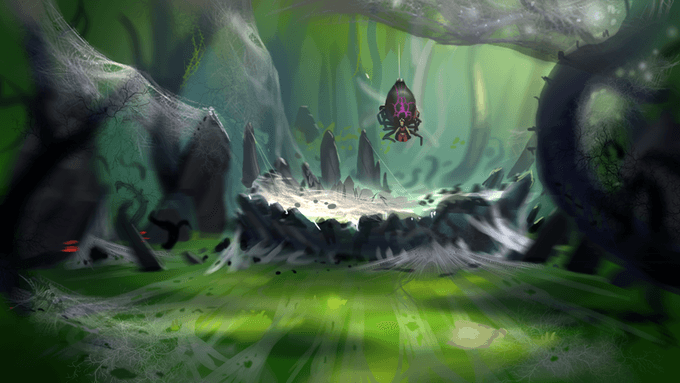 Potions: A Curious Tale Screenshot