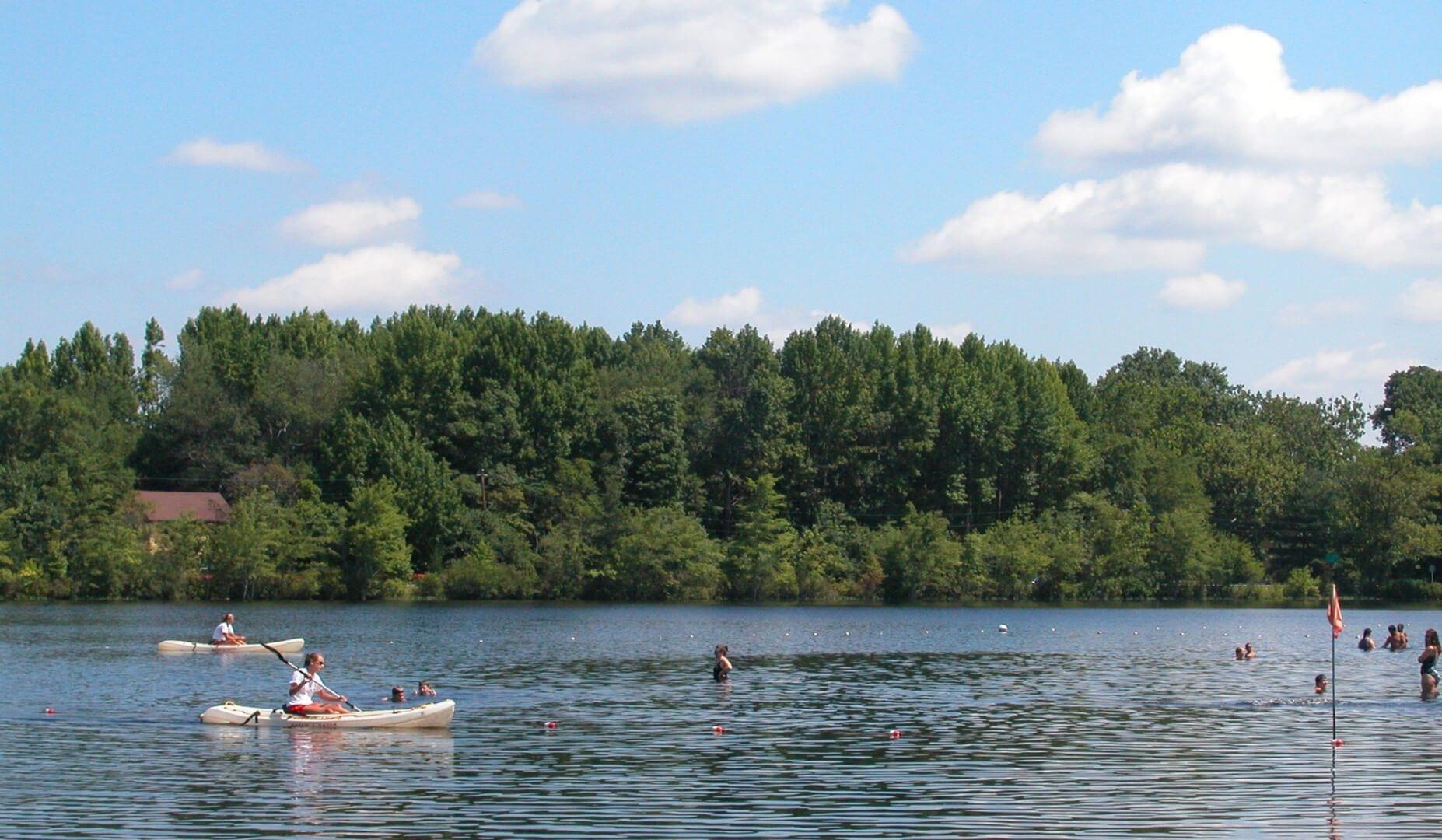 NJ Lakes