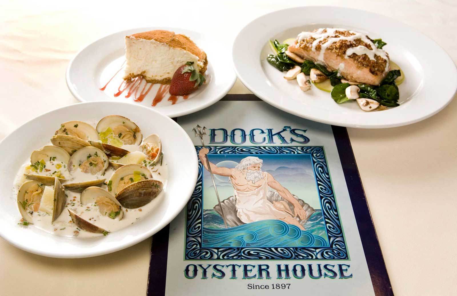 Docks Oyster House image 6