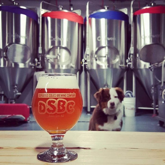 Brew Jersey: Departed Soles Brewing Company