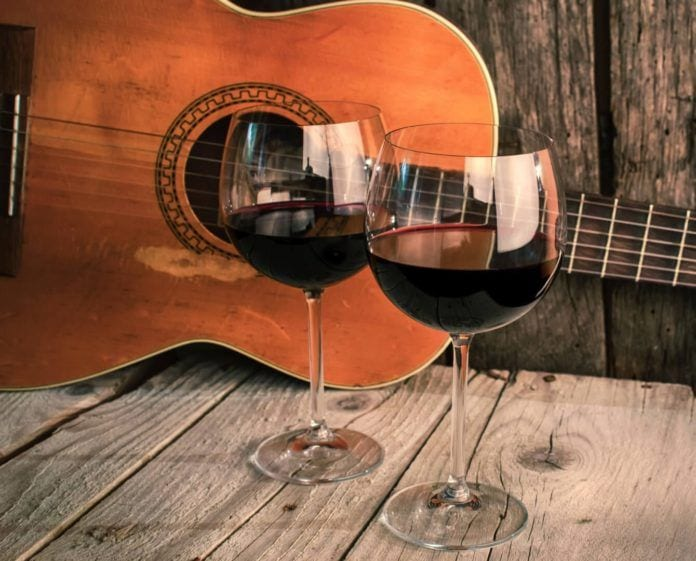 NJ Wine and Music Experience