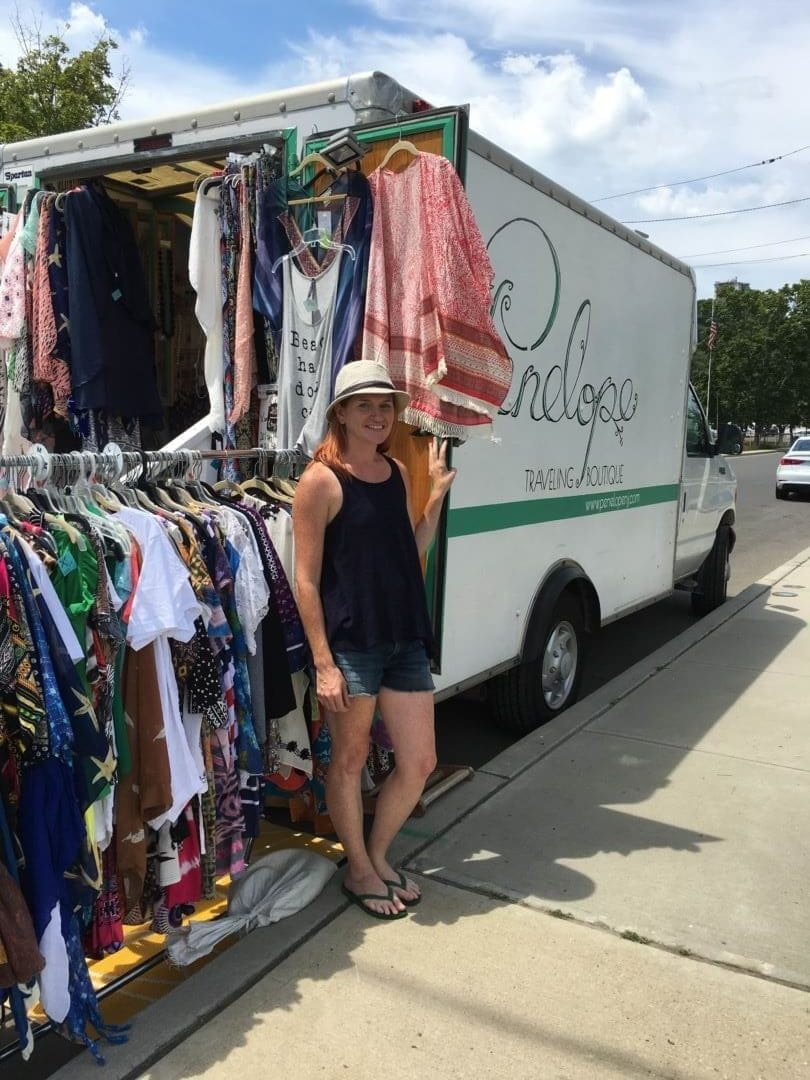 Fashion On-the-Go: Penelope Traveling Boutique