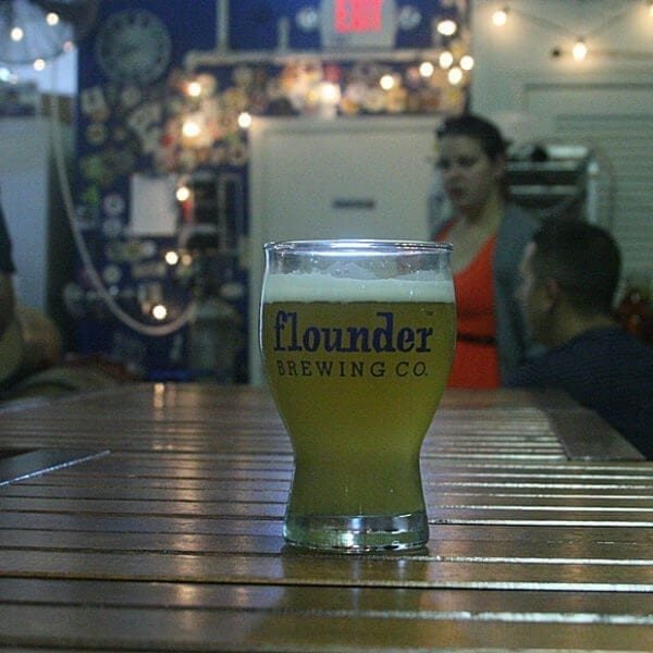 Brew Jersey: Flounder Brewing Co.