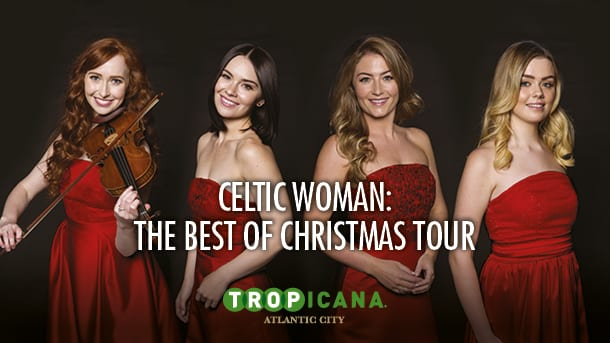 Celtic Woman Holiday Tour Logo