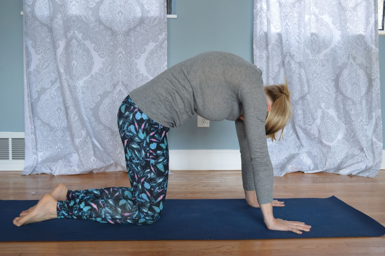 catcow pose for digestion