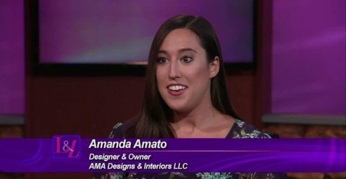 Interior Designer Amanda Amato