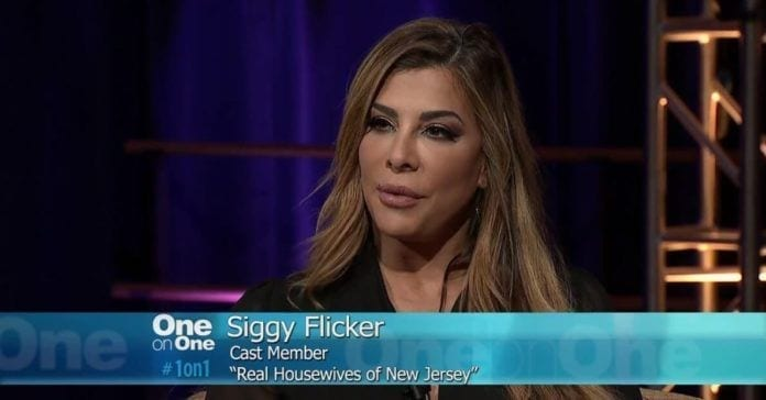Real Housewives co-star Siggy Flicker
