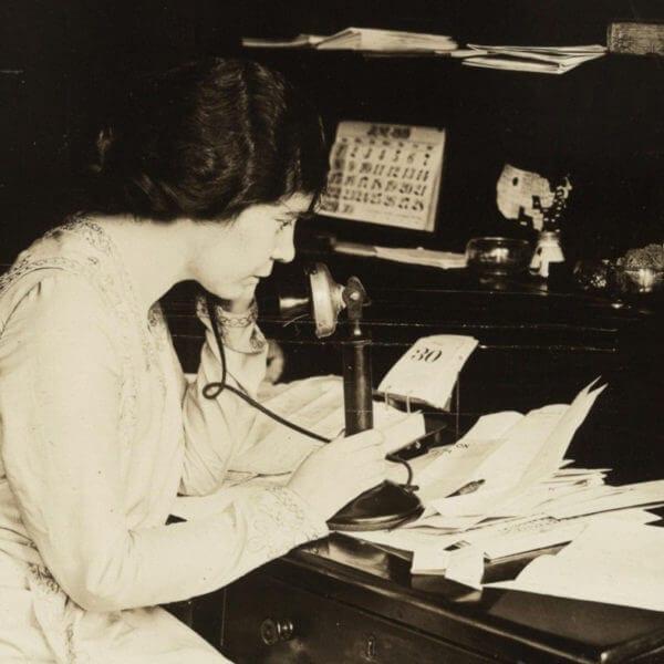 Women's History NJ: Alice Paul