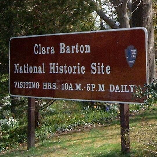 Women's History NJ: Clara Barton