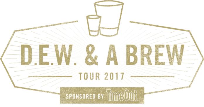 Tullamore D.E.W. & A Brew
