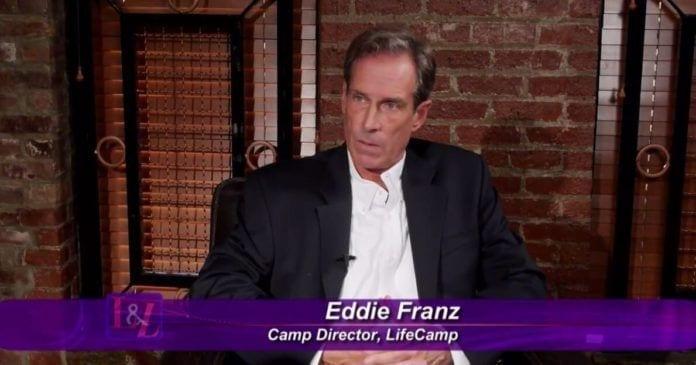 LifeCamp Director Eddie Franz
