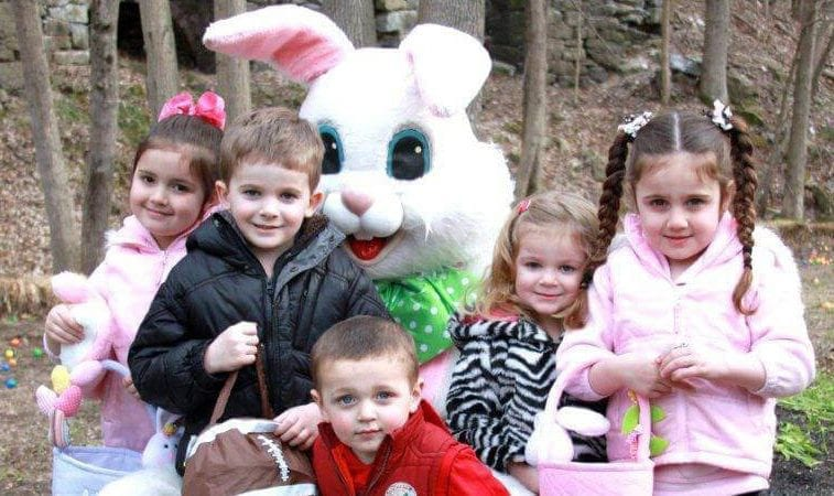 easter train rides