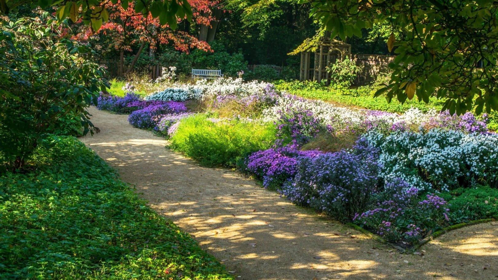 New Jersey Flower Garden