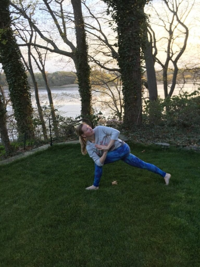 Yoga at Work: Spring Cleaning
