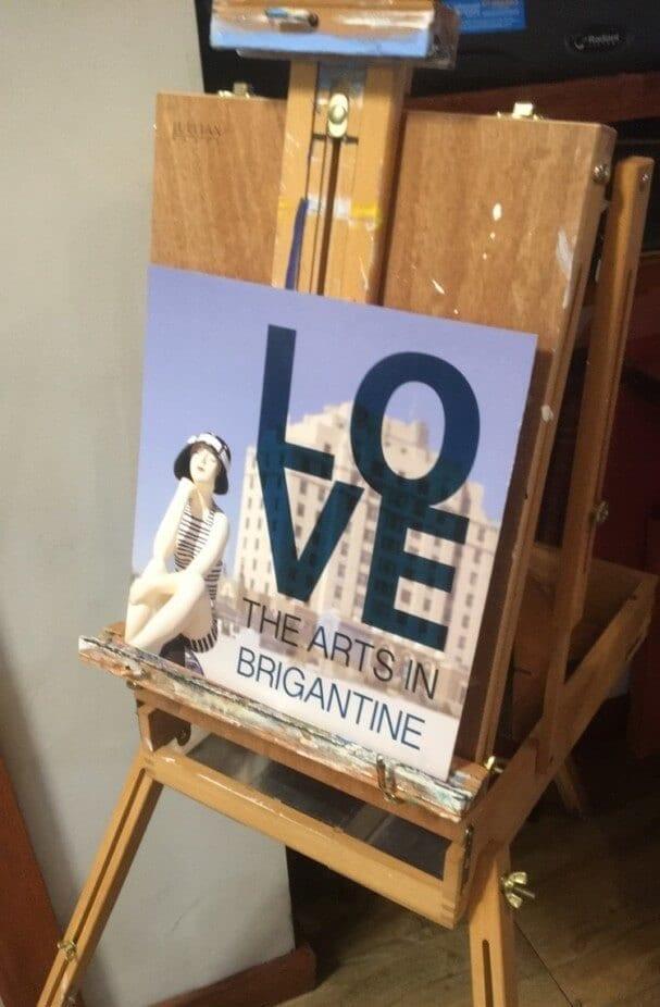brigantine art walk