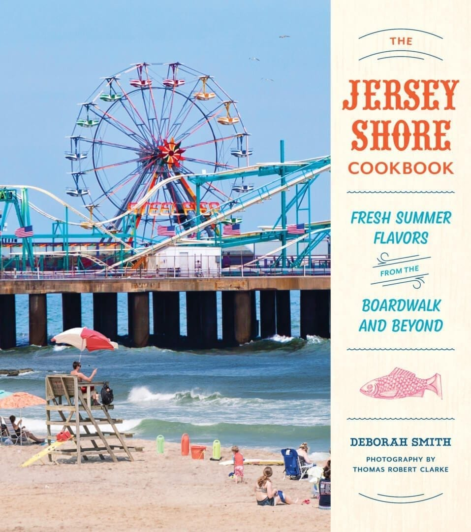The Jersey Shore Cookbook Cover