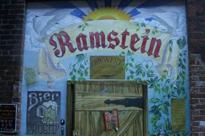 ramstein, high point