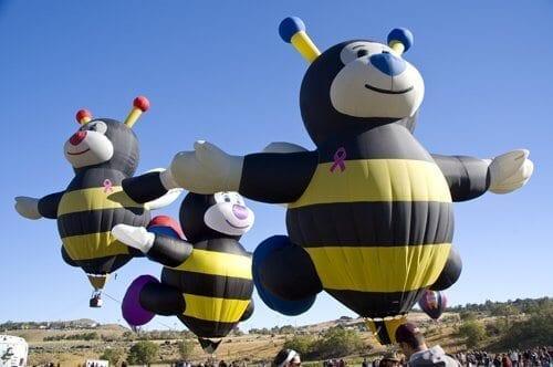 quickchek festival of ballooning