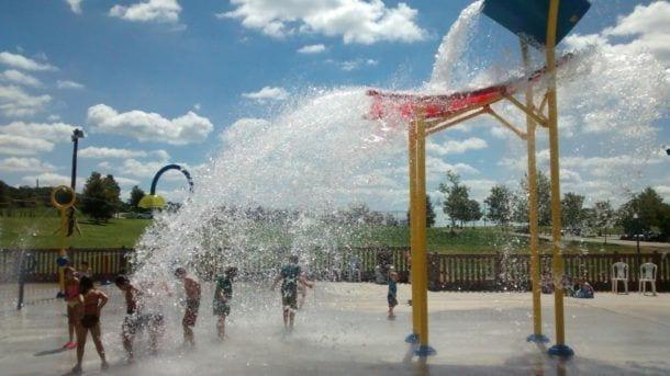spraygrounds, summer