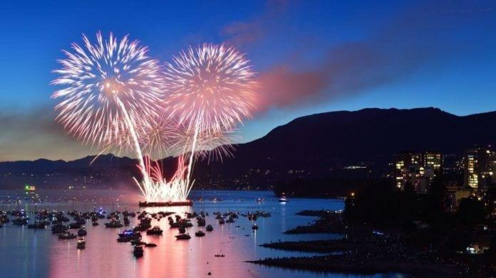 fireworks, south jersey, ocean city
