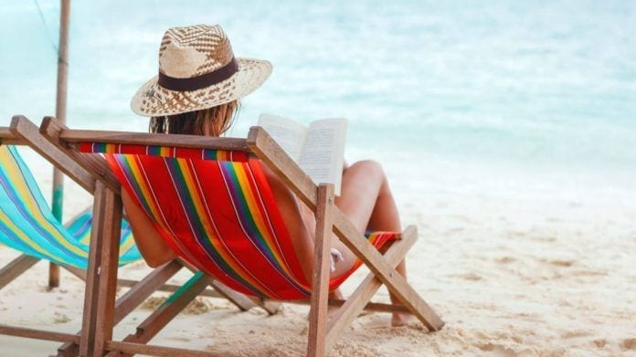 beach reads, summer, nj authors